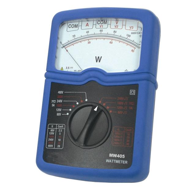 Wattmètre analogique